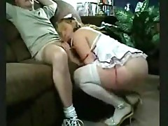 Amateur Nurse Doggystyle