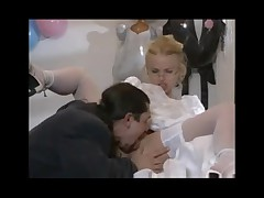 Bride To Be Gets Fucked