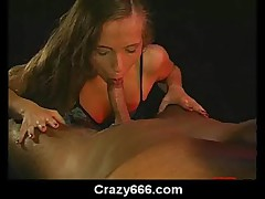 Crazy Deepthroat