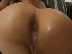 Olivia 'O Lovely ass creampie