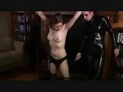 Gothic Girl BDSM