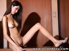 Skinny Asian Piss