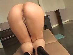 Melanie Jagger analed by Mandingo