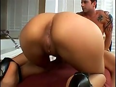 Little Latina on an anal hardcore adventure