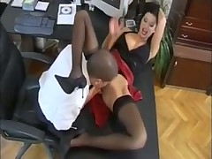 Babe Gets AssFucked