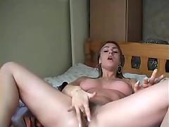 Homemade dutch girl