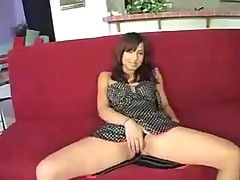 Sexy latine new in the business
