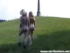 Amateur Lesbians Outdoor