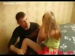 Drunk Eastern European Girl Taken Advantage of By Horny Guy