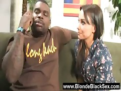 Blacks On Blondes - Hardcore Interracial Fuck 07