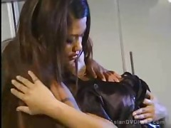 Charmane Star, Black latex asian lesbians