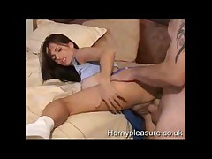 Ultra Hot Brunette Latina Having Sex