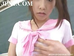 Little Pink Schoolgirl