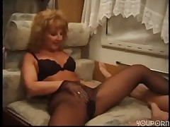 Mother In Pantyhose -