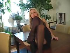 Kayden Kross sexy Pantyhose 1
