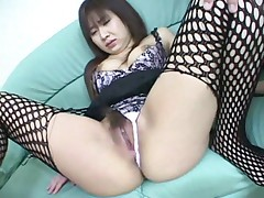 Pleasuring an Asian Pussy