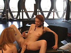 Lesson.19.Nina.Hartley.and.Justine.Joli