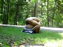 Sex in Public Garden