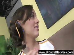 Blacks On Blondes - Hardcore Interracial Fuck 11