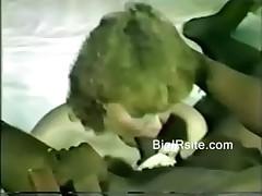 Vintage blowjob