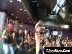 cfnm stripper sucked at cfnm party