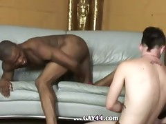 Ultra horny interracial penetrate