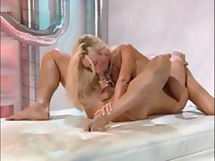 Hot blonde fucked in every way
