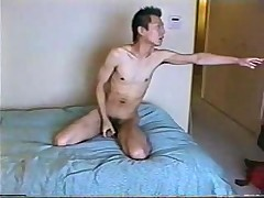 Sex with his lovely Japanese GF