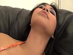Mika Tan Masturbating