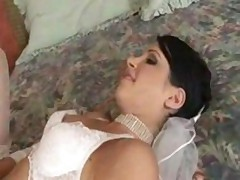 Rebecca Linares Newly Wed Fucked On The First Day