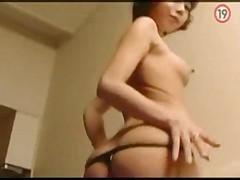 Asian pantyhose girls fucking