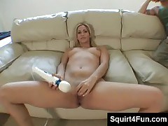 squirting girl