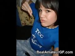 Busty Emo Teen GFs!