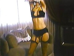 Vintage Classic Striptease And Glamour Film