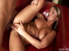 MILF Christina gets boned -