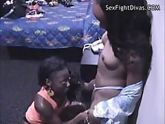 Ebony Dildo Ravage Vixen