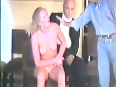 CMNF Nude Wrestling Club (Bald vs Hairy)