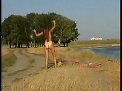 Puffy Nipple Nudist