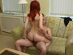 Red-head sexy mature get fucked