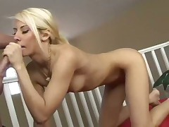 Hot German Madison Ivy gets Creampie
