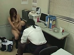 Asian girl must suck on his cock