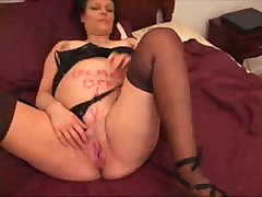 Pregnant Becky horny for BBC