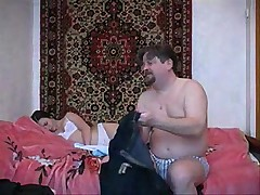 Exellent russian home sex
