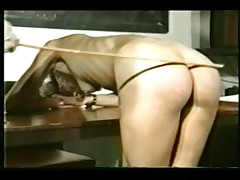 Teacher panking student