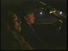 Babysitter Cheyenne Silver fucked on the way home