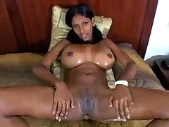 Massive latina tits - Latina sex video
