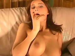 Busty Teen Fuck On Couch