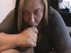 Asian Gal Taks BBC To The Head