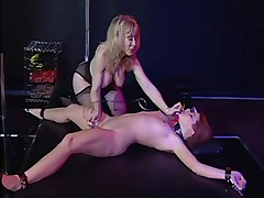 Hot bondage girls