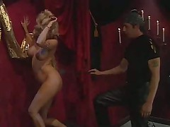 Hot fetish action